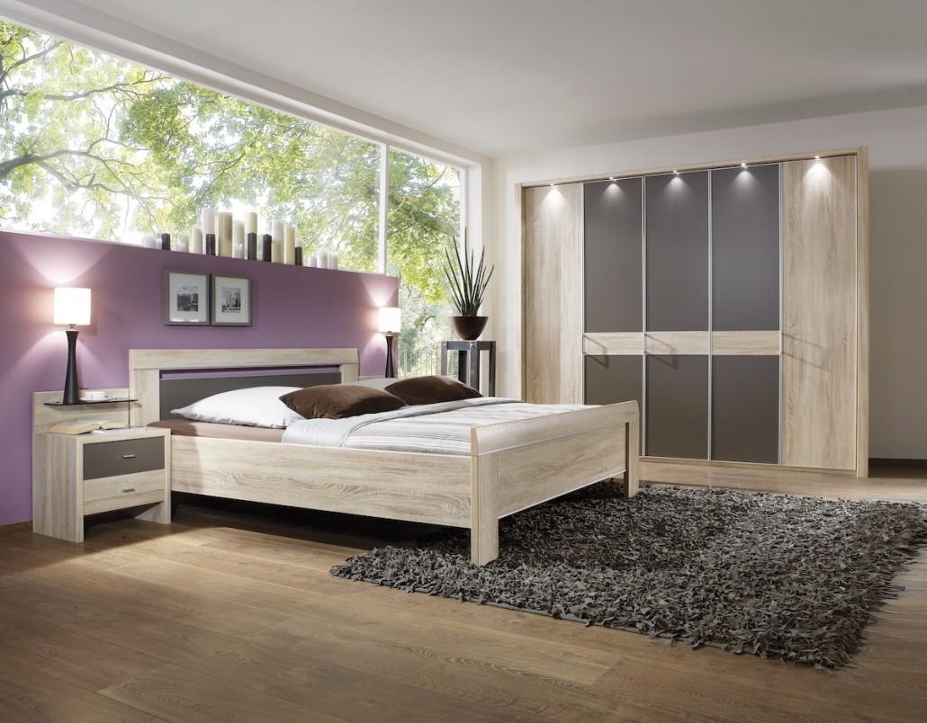 schlafzimmer-moebel-bett-nachttisch-kleiderschrank-set