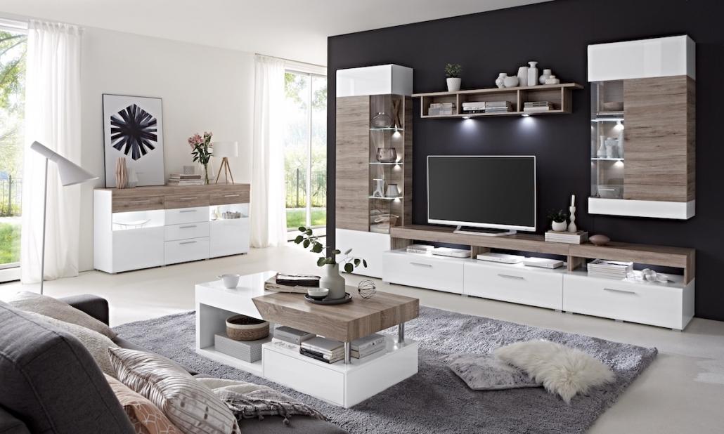 wohnzimmer-moebel-wohnwand-couchtisch-sideboard-regal-beleuchtung