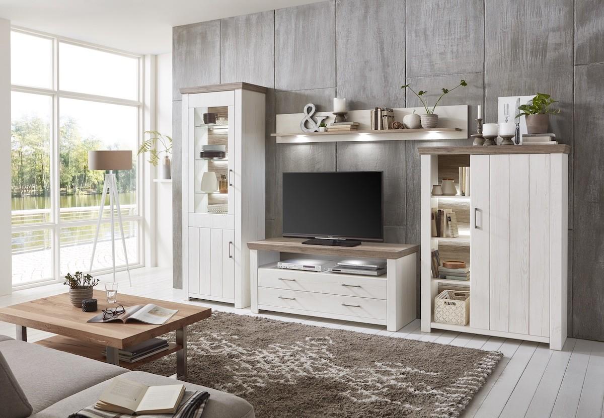 Wohnwände mit Stil | Interliving Möbel Boer