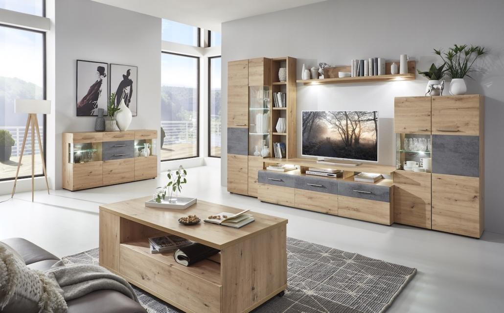 wohnzimmer-moebel-wohnwand-tv-bank-couchtisch-sideboard-holz-regal