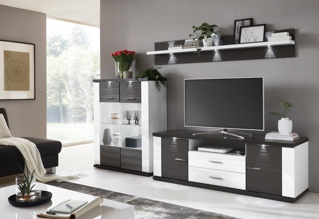 wohnzimmer-tv-moebel-vitrine-schwarz-weiss-regal