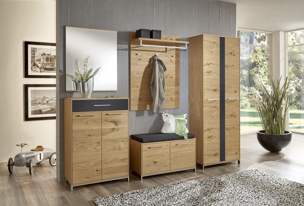 schicke-garderoben-sets-einheitlicher-look-flur